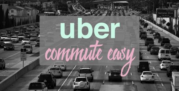 uber commute easy